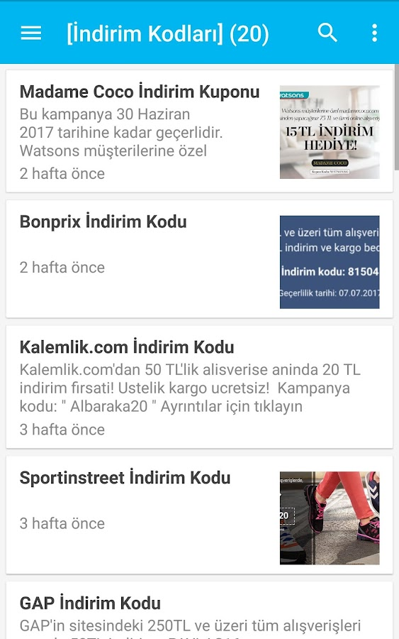 Supperindirim- screenshot