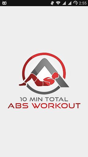 10 Min ABS Workout