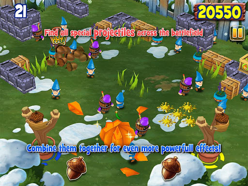 Psycho Gnomes FREE screenshot 6