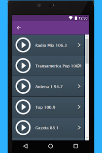 Radio Itapoan 97.5 App - náhled
