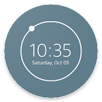 Sony Xperia Clock Widget 1.0