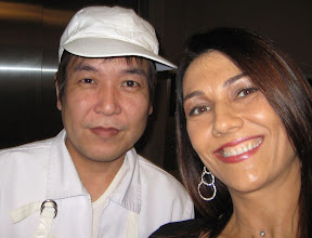 Photo: with Teru (the Japanese guy with a Brazilian heart)