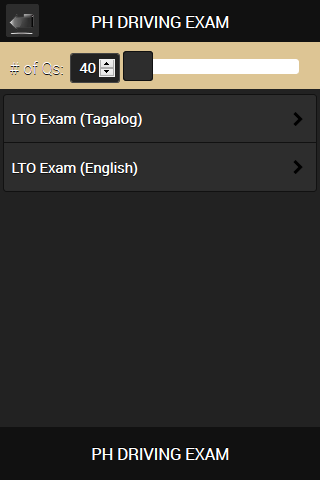 LTO Driver Exam Ultimate Reviewer image | 2