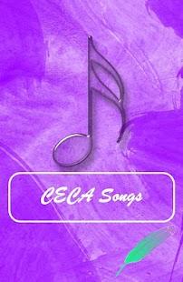 CECA SONGS - náhled