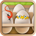 Tap Tap Eggs - Shoot Egg icon