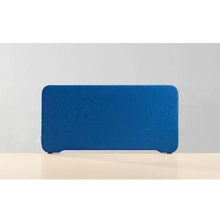 Bordsskärm Edge 1000x400mm blå
