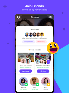 Bunch: Group Video Chat & Party Games App Download For Android and iPhone 10