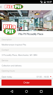 Pita Pit UK- screenshot thumbnail