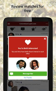 ColombianCupid - Colombian Dating App- screenshot thumbnail