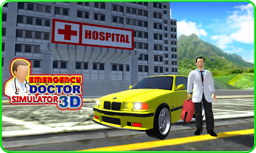Emergency Doctor Simulator 3D- screenshot thumbnail