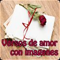 Versos de amor con imagenes icon