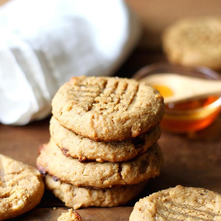Paleo Peanut Butter Cookies Recipe