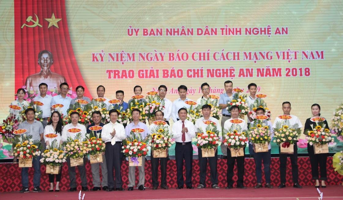 Một số hình ảnh tại Lễ Kỷ niệm 94 năm Ngày Báo chí Cách mạng Việt Nam