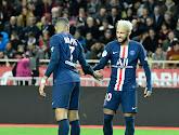 Le PSG s'est imposé 5-0 contre Montpellier