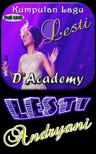 Kumpulan Lagu Lesti d Academy