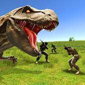 Dinosaur Simulator Attack - Lost Eggs