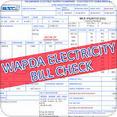 Wapda Electricity Bill