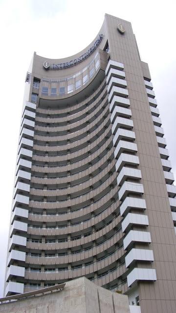 Hotel Intercontinental Buchaarest