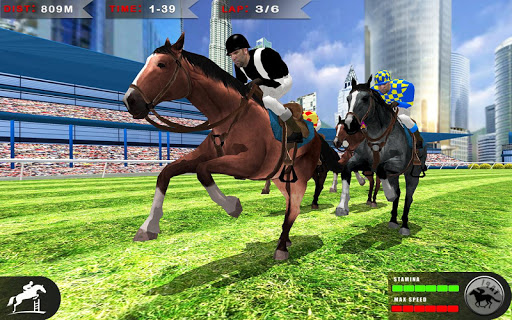 Horse Racing Games 2020: Derby Riding Race 3d 3.6 screenshots 5