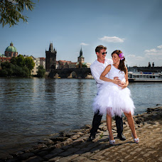 Wedding photographer Pavel Zahálka (zahlka). Photo of 28.07.2016