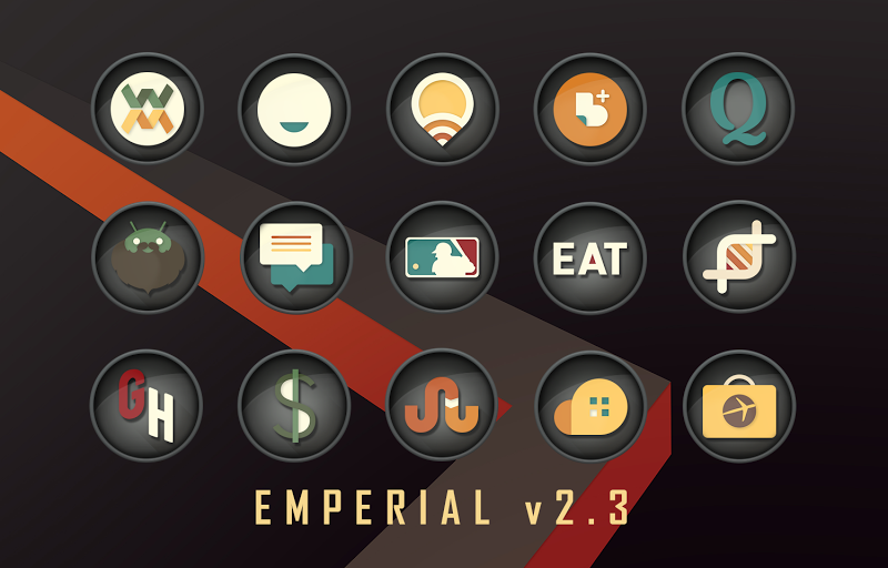 Emperial Icon Pack Screenshot 3