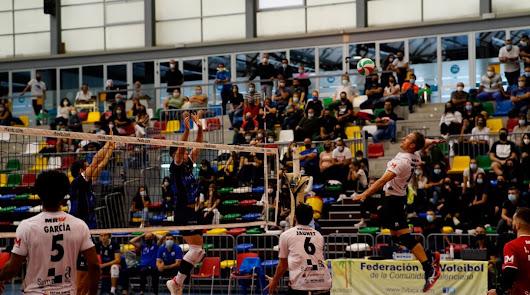 Teruel es el líder de la Superliga Masculina
