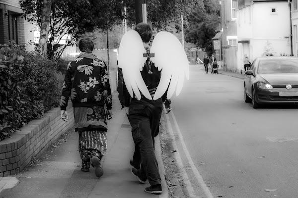 L'angelo custode di Erre-Gi