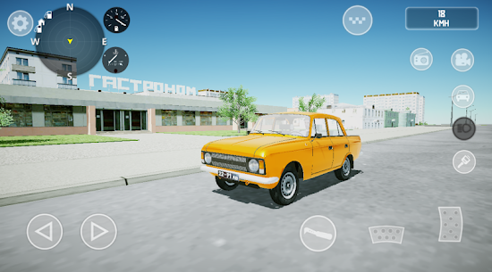 SovietCar: Premium  Apk Download For Android and Iphone 5