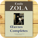 Emile Zola : Oeuvres complètes icon