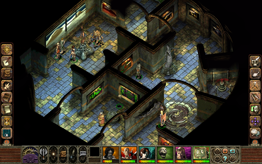 Planescape: Torment: Enhanced Edition - screenshot