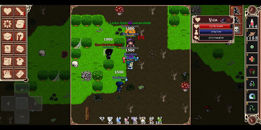 Kakele MMORPG 2.12.5 screenshots 4