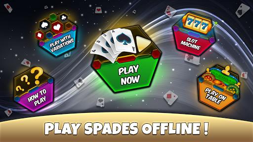 Spades Offline 5.3 androidappsheaven.com 3