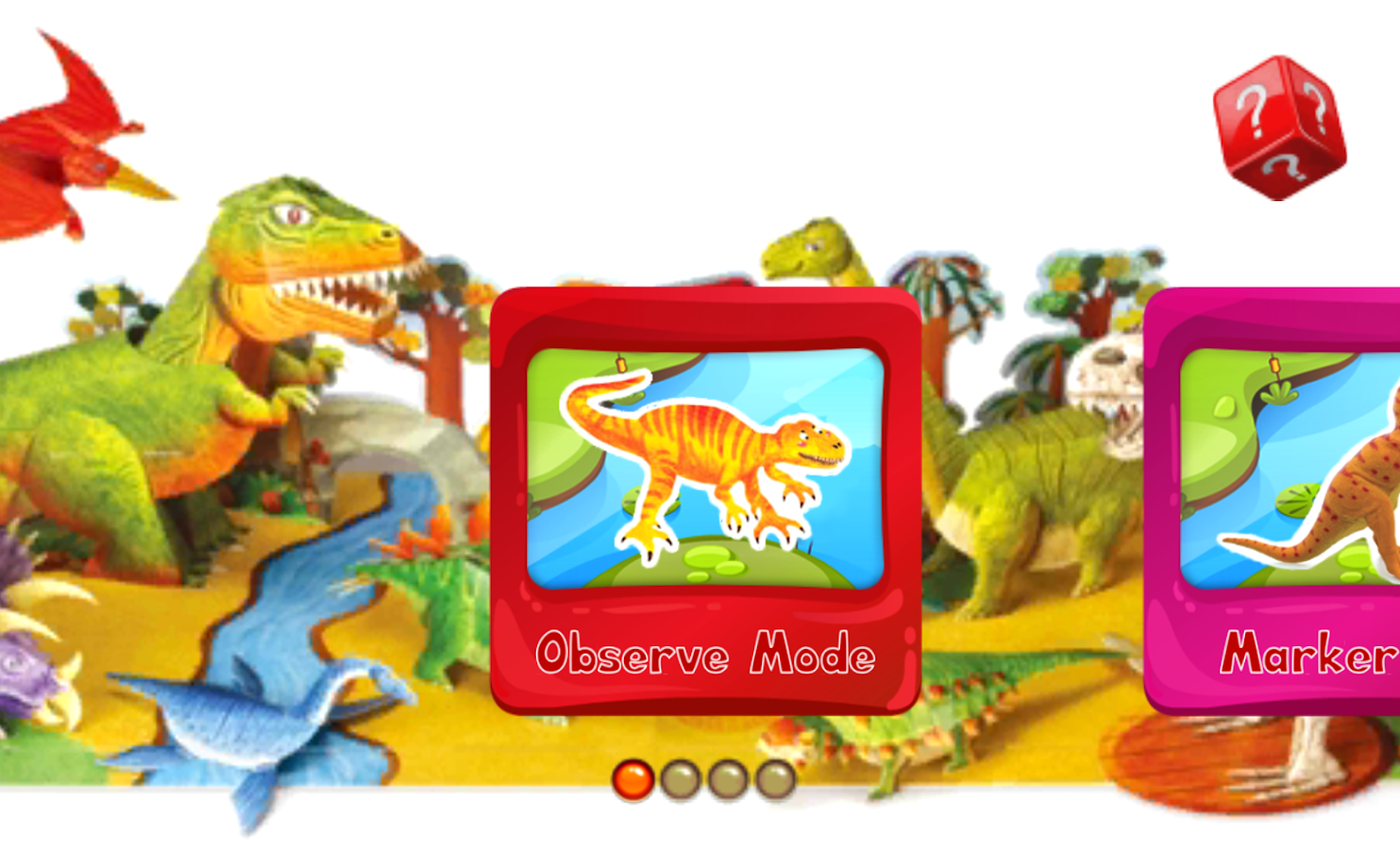 ar dinosaurs for kids android apps on google play
