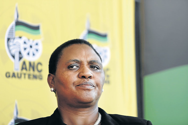 Thoko Didiza has experience in issues around land as she served as land affairs minister under former president Thabo Mbeki.