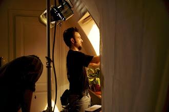 Photo: Frédéric Borja, notre chef électro dans ses oeuvres