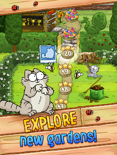 Simon's Cat – Pop Time MOD Apk 1.17.1 (Unlimited Lives/Coins) 7
