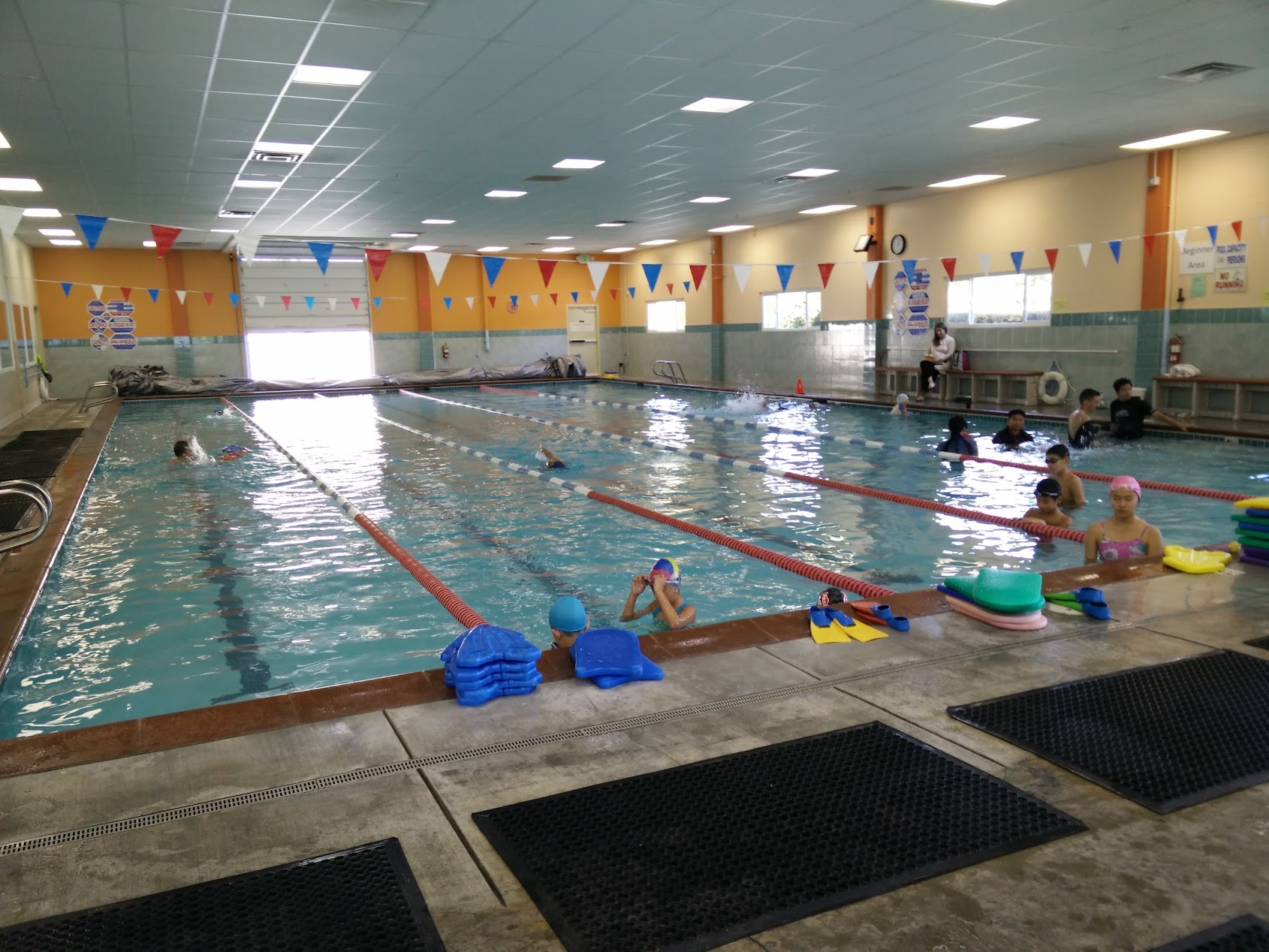 Flying Fish Swim School