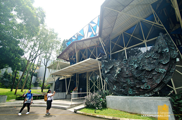 Nuart Sculpture Park Bandung Indonesia