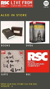RSC Live - náhled