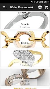 Gürler Jewelery - náhled
