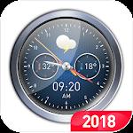 Clock style weather widget & forecast 16.6.0.50015
