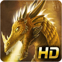 Gold Dragon Wallpaper icon