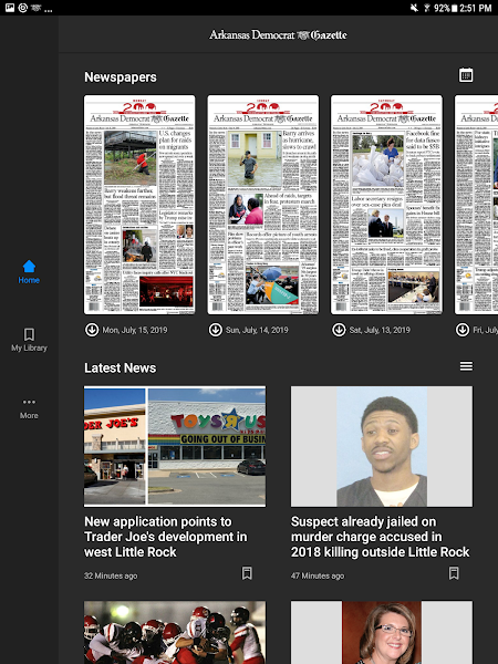 Arkansas Online-The Arkansas Democrat-Gazette