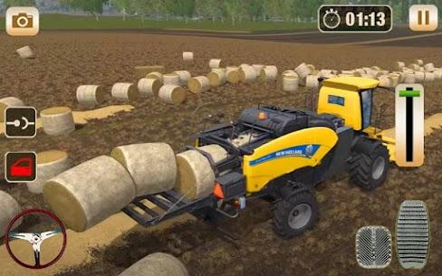Tractor Farming Simulator:Village life 2020 2