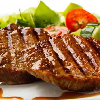 George Foreman Polynesian Steak.