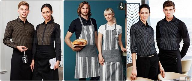 Vải may đồng phục nhà hàng cao cấp nên là vải nào?