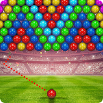 Shoot Bubble Soccer Icon