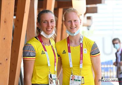 Elise Mertens en Alison Van Uytvanck raken niet verder dan eerste ronde op dubbeltoernooi Olympische Spelen