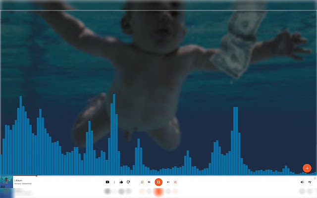Music Visualizer for Google Play™ Music