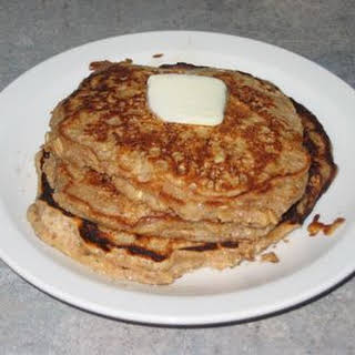 Oatmeal Cinnamon Pancake Mix.